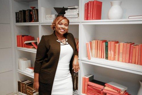 Natasha Davis with Impact Branding Consulting