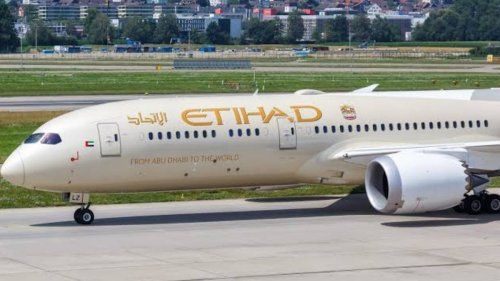 Etihad Airways extends the ban of India-UAE flights till August 2
