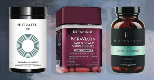 Why biotin isn't always the best vitamin for hair growth (and what to try instead), according to experts