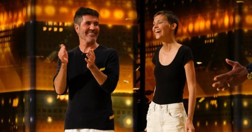 This Cancer Survivor's Song Left Simon Cowell Speechless & Has 20 Million Views