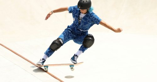 The Best Skateboarding Style Moments From The Tokyo Olympics