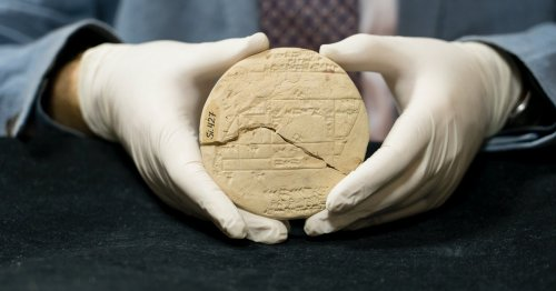 An ancient Babylonian tablet is rewriting math history
