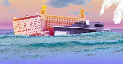 Climate change is ravaging Florida. So why is everyone buying homes there?