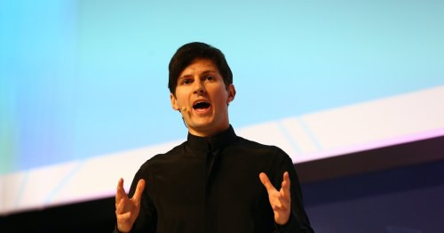 Apparently the CEO of Telegram really, really hates Apple products