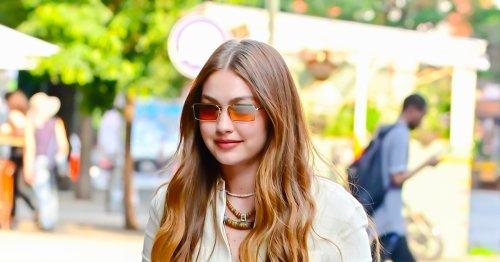 The Carefree Way Gigi Hadid Wears Denim-On-Denim For Summer