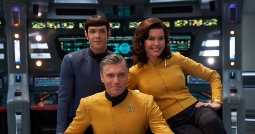 'Strange New Worlds' can reboot Star Trek way better than J.J. Abrams did