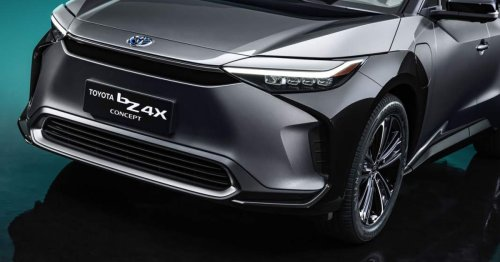 Toyota's bZ4X will bring the company's strong reliability to the electric SUV market