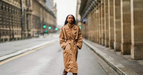 This Preppy Coat Got The Coolest Refresh For Fall 2021