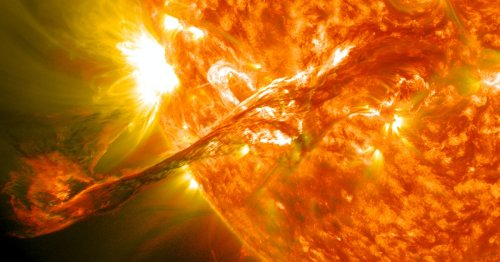 How solar flares could wreak havoc on power grids and satellites