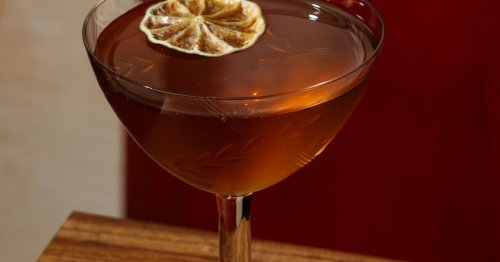 This Twist On A Classic Is The Perfect Way To Celebrate National Martini Day