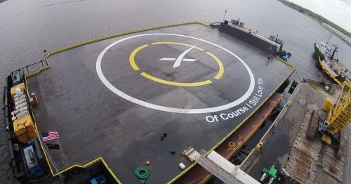 SpaceX: watch the iconic Falcon 9 landing that started a new era
