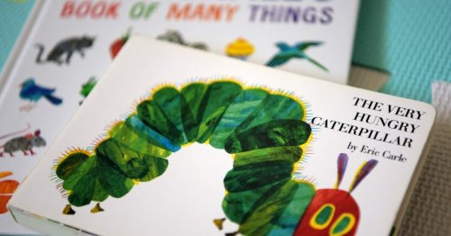 Psst! Eric Carle Fans Are Putting His Books In Their Windows To Celebrate His Birthday