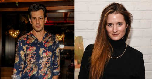 Mamma Mia, Mark Ronson And Grace Gummer Are Engaged