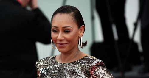 Mel B Is Starring In A Harrowing Domestic Abuse Campaign