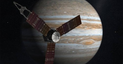 The tides of Jupiter can help scientists understand how the history of the Solar System