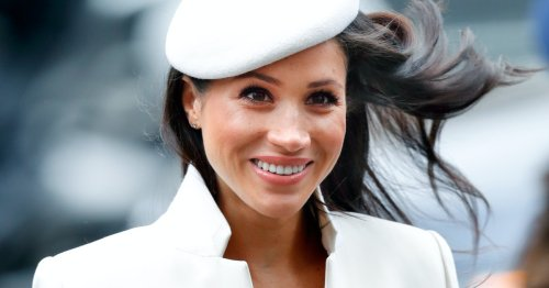 Meghan Markle Shared A Message Of Thanks For The Success Of Her Book