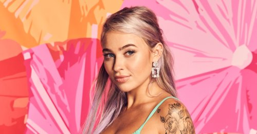 Leslie From 'Love Island' Used To Work At A Circus