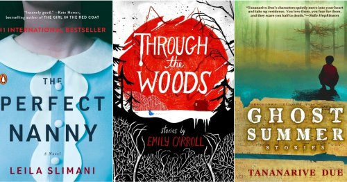 13 Creepy Books To Try If You've Never Read Horror Before