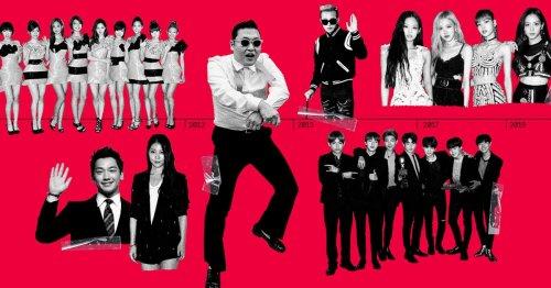 How K-Pop Took Over America