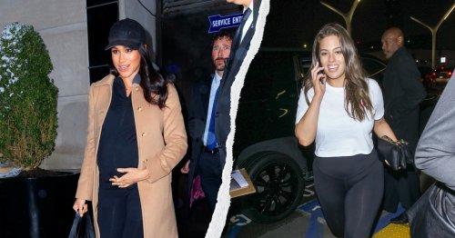 The Meghan Markle & Ashley Graham Way To Wear Lululemon Leggings
