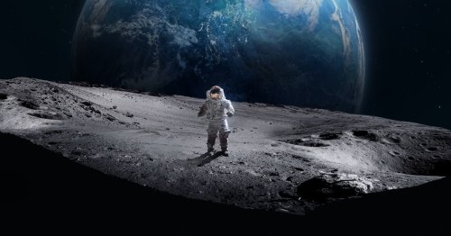 A new scientific theory debunks what we knew about the Moon