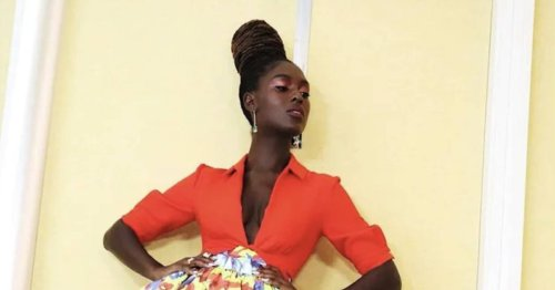 Jodie Turner-Smith Embraces Her Queen Status in Christopher John Rogers