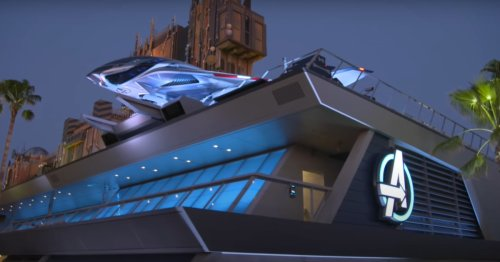 Disneyland Unveiled A First Look At Its Avengers Campus & It's Truly Something To Marvel At