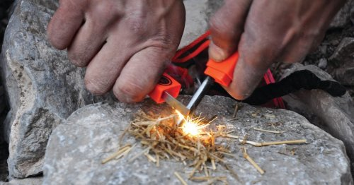 5 reliable fire starters to stash in your hiking pack
