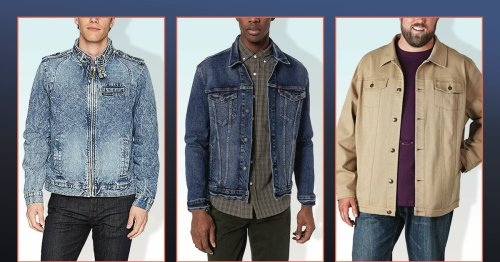 These are the best denim jackets for men, from sport coats to classic trucker styles