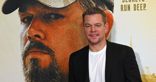 Meanwhile, Matt Damon is Being Roasted By His Teen Daughter