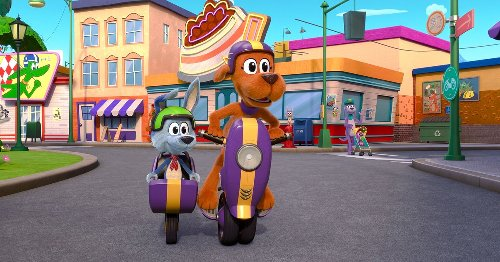 'Go, Dog, Go!' & More Kids' Shows On Netflix That Your Little Ones Will Love