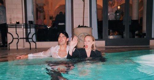Sophie Turner and Joe Jonas's Vegas Wedding Was Far Wilder Than We Thought