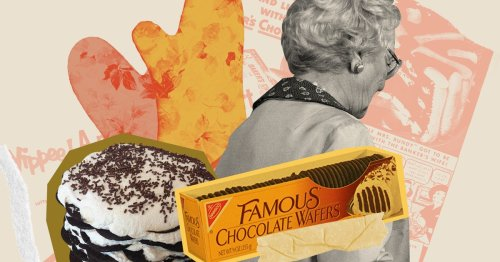 Nabisco Chocolate Wafers Are Not About Health, They're About Love