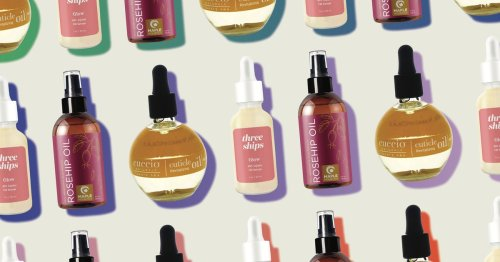 7 Dry Oils For Skin & Hair That Absorb Quickly Without Any Residue