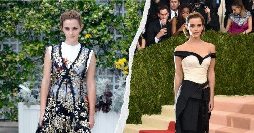 Nobody Does Sustainable Red Carpet Style Like Emma Watson