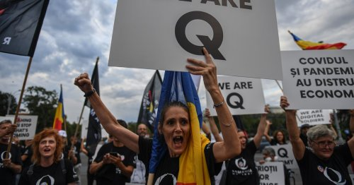 Facebook brings the hammer down on almost 800 QAnon groups