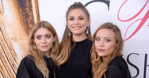 Elizabeth Olsen Said She Planned To Change Her Famous Last Name