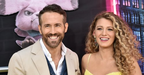 Blake Lively & Ryan Reynolds' Vaccine Photos Will Make You Believe In Love Again