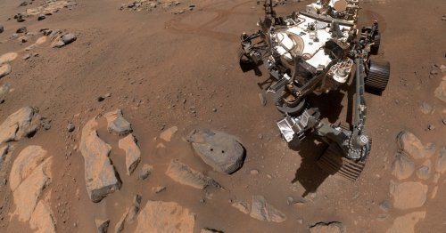What Perseverance has accomplished in 240 days on Mars