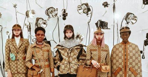 This Gucci x Balenciaga Bag Will Be Fall's 'It' Piece