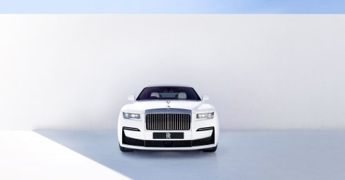 2021 Rolls Royce Ghost Review: Like riding atop a SpaceX Falcon 9 rocket