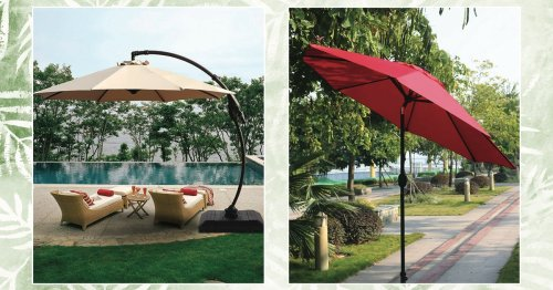 Summer's Coming! These Patio Umbrellas Are Perfect For Backyard Fun