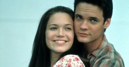 'A Walk To Remember's Shane West Admitted He Had A Fat Crush On Mandy Moore