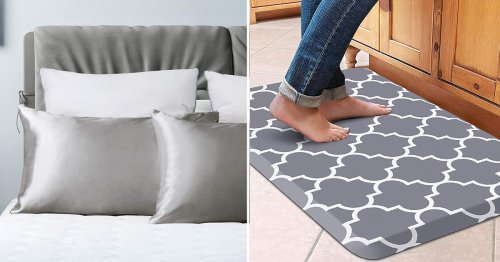 43 Delightful Things Under $25 That Make Your Home SO Much More Comfortable