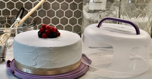 Keep Your Cakes Looking Picture-Perfect With These Highly-Rated Cake Carriers