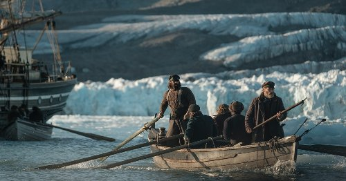 Colin Farrell Is Unrecognisable In New BBC Drama 'The North Water'