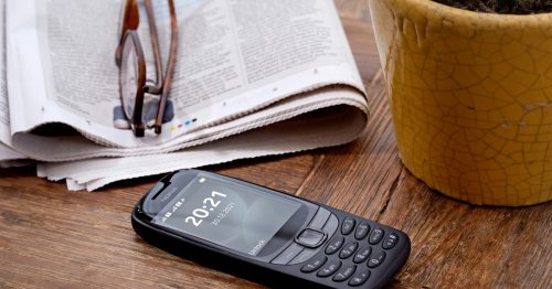 Nokia cashes in on early cell nostalgia with new 6310 brick phone