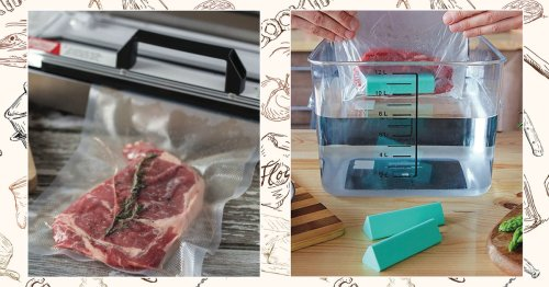 Sous Vide Cooking At Home Is Easy, Thanks To These 12 Super Helpful Accessories