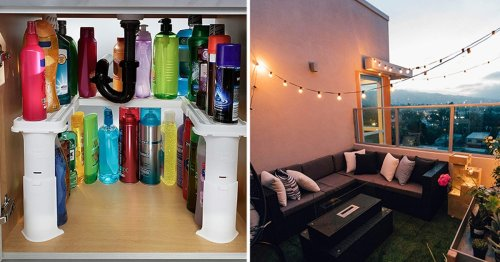 43 Upgrades That Make Any Home Look Better For Less Than $35 On Amazon