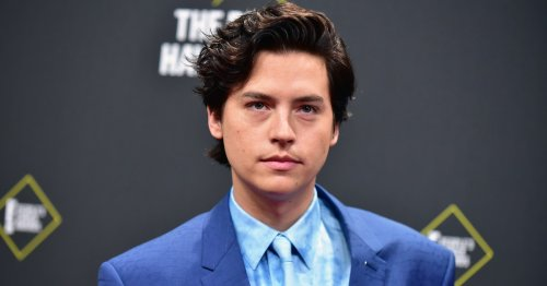 Cole Sprouse Was Spotted Making Out With His Model GF, So Looks Like They're Official